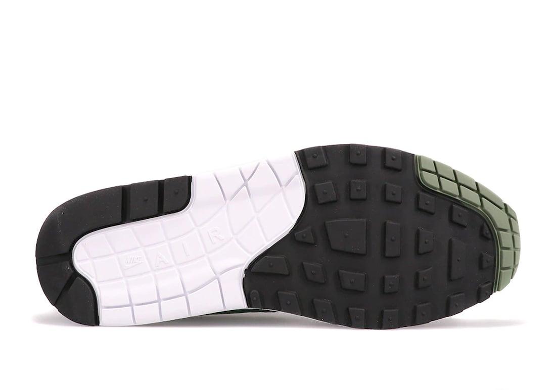 Nike Air Max 1 Premium Spiral Sage DB5074-100 Release Date Info