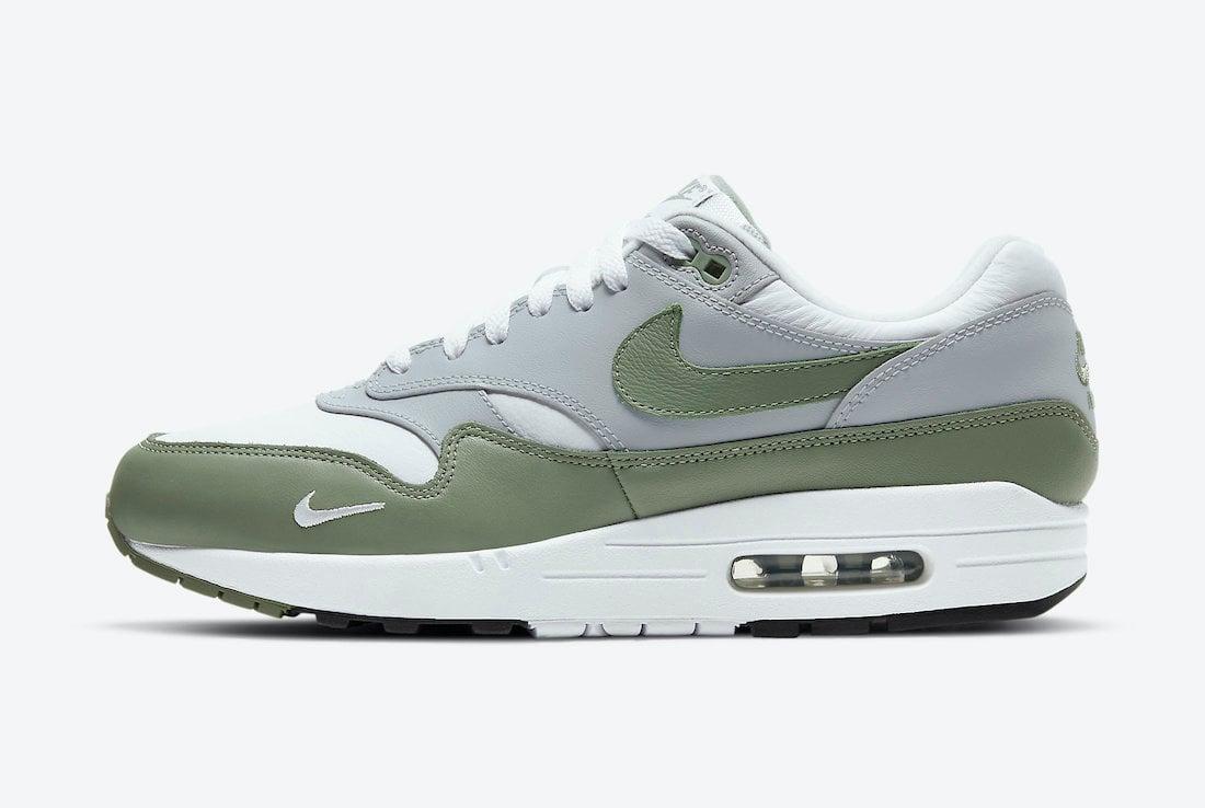 Nike Air Max 1 Spiral Sage DB5074-100 Release Date