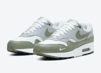 Nike Air Max 1 Spiral Sage DB5074-100 Release Date