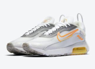 Nike Air Max 2090 Laser Orange DA1502-100 Release Date Info