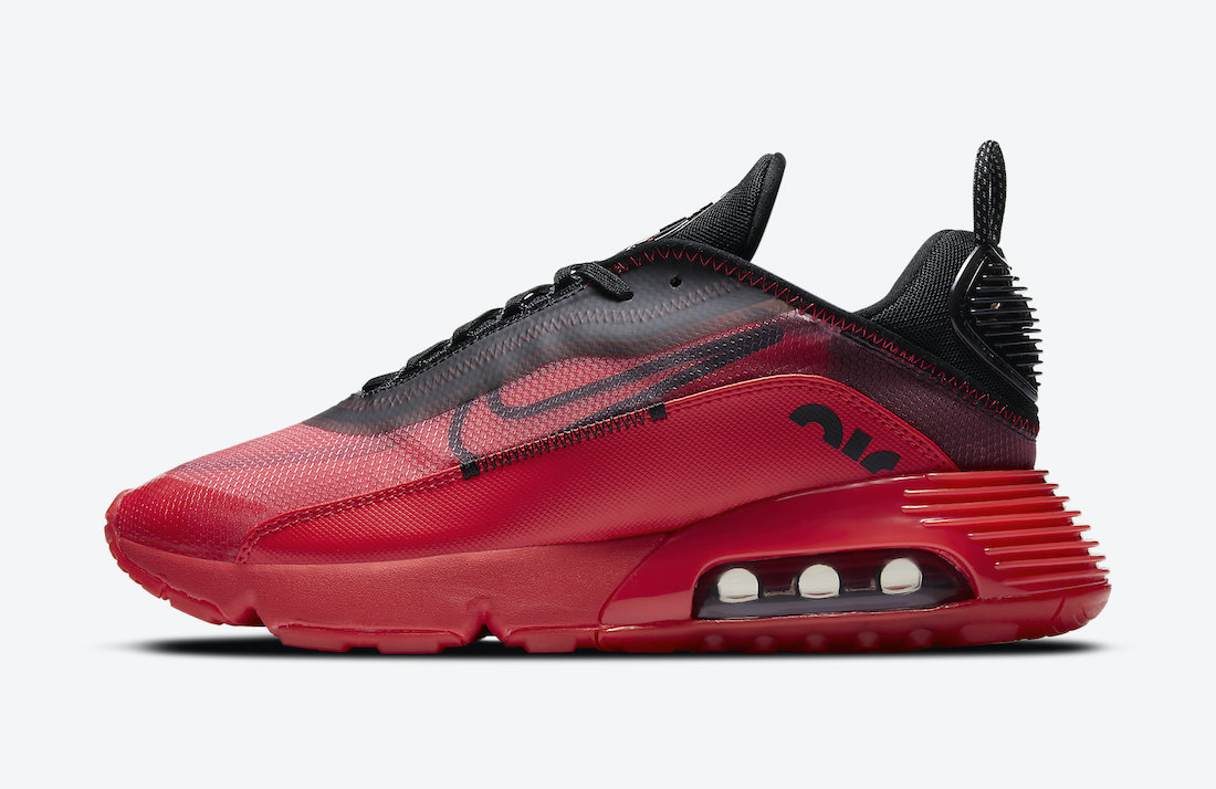 Nike Air Max 2090 Red Black DC1851-600 Release Date Info
