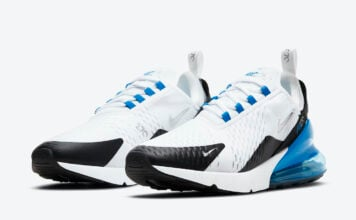 Nike Air Max 270 Laser Blue DC1938-100 Release Date Info