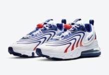 Nike Air Max 270 React ENG USA DA1512-100 Release Date Info