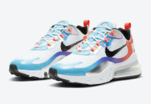 Nike Air Max 270 React Have A Good Game DC0833-101 Release Date Info