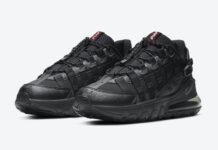 Nike Air Max 270 Vistascape Black CQ7740-001 Release Date Info