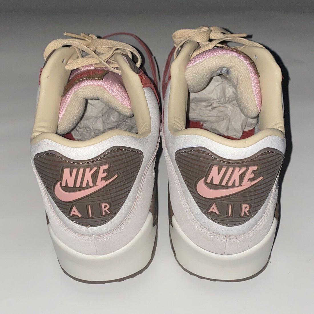 Nike Air Max 90 Bacon 2021 CU1816-100 Release Date