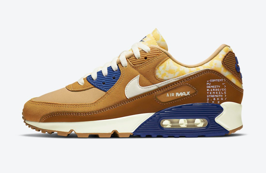 Nike Air Max 90 Chutney CT1688-700 Release Date Info