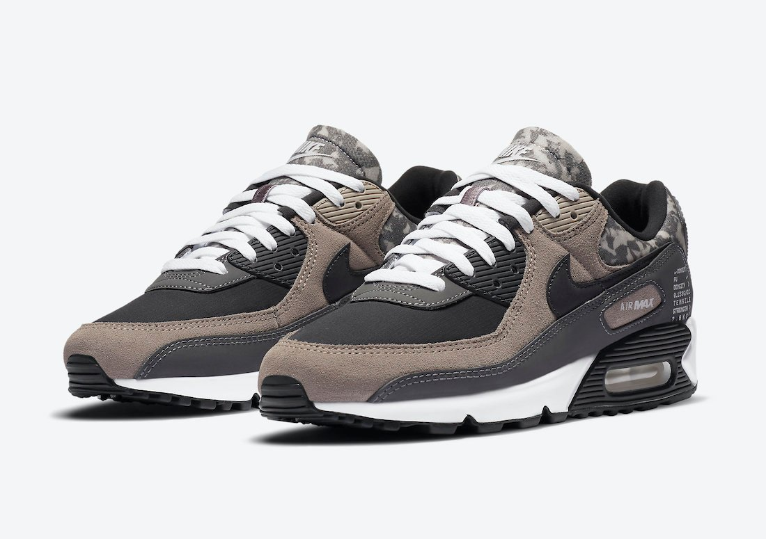 Nike Air Max 90 Enigma Stone CT1688-001 Release Date Info