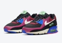 Nike Air Max 90 Fur CT1891-500 Release Date Info