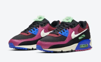 Nike Air Max 90 Fur CT1891-500 Release Date Info