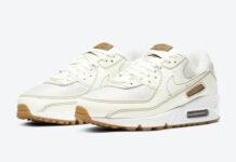 Nike Air Max 90 Sail Gum CU6474-100 Release Date Info