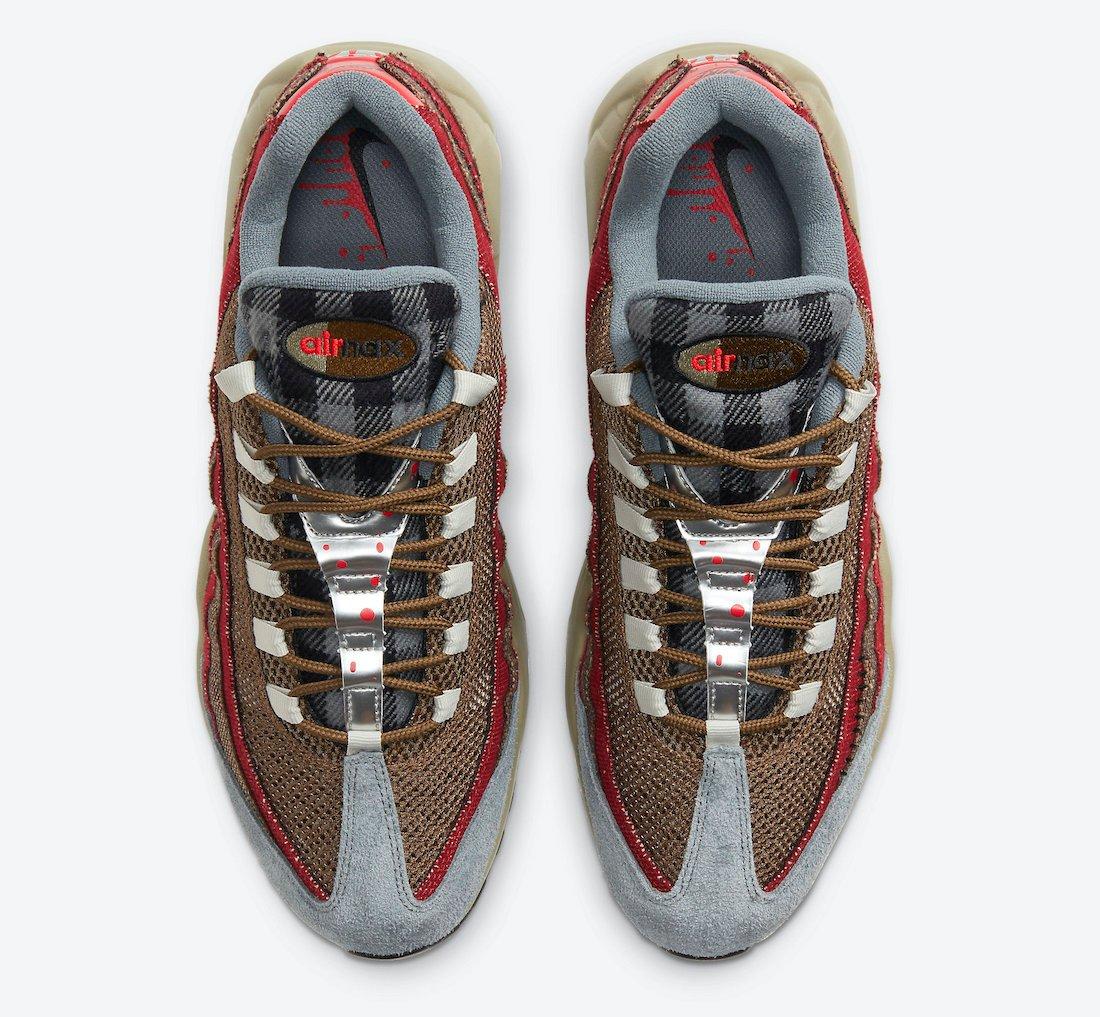 Nike Air Max 95 Freddy Krueger DC9215-200 Release Date Info