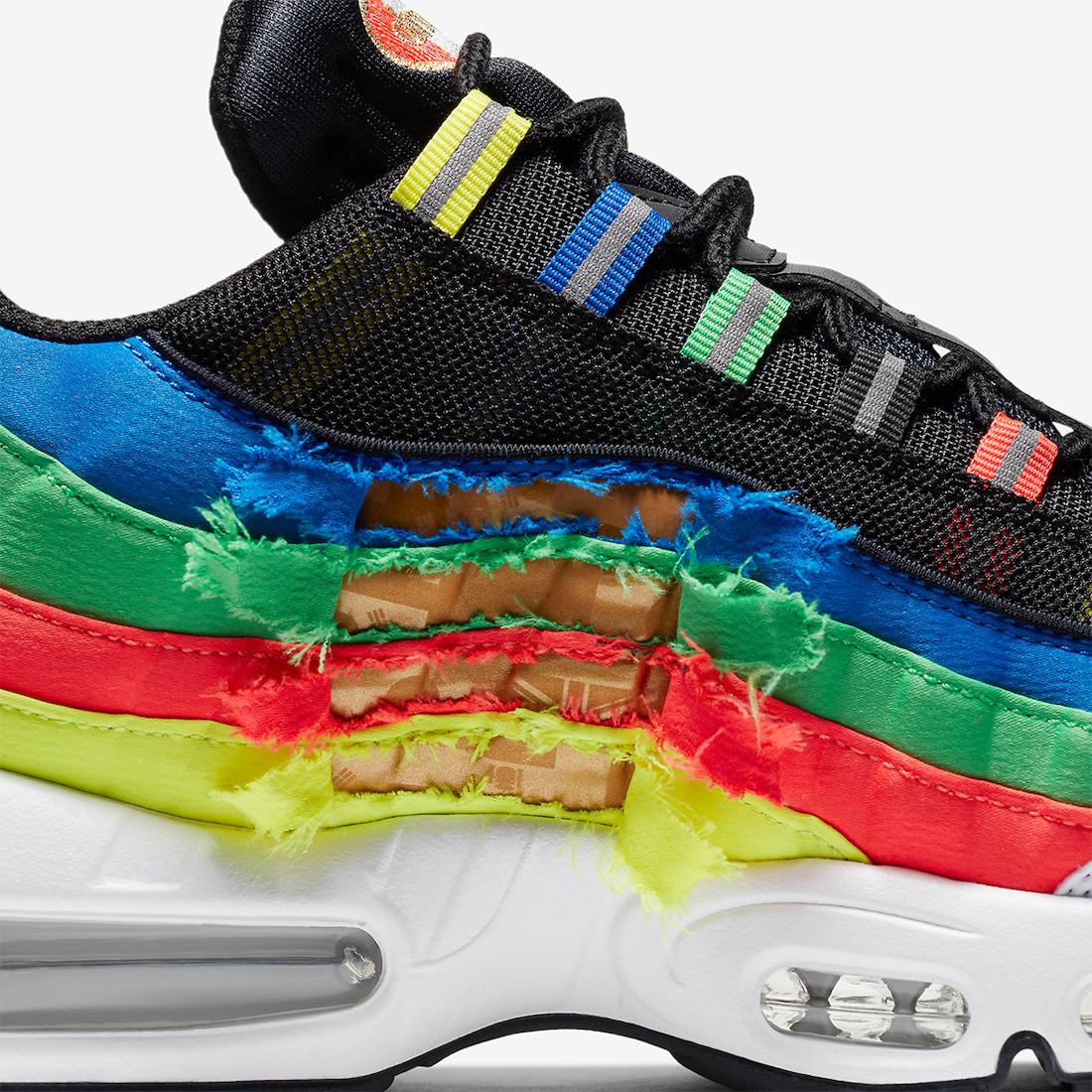 Nike Air Max 95 Olympic DA1344-014 Release Date Info
