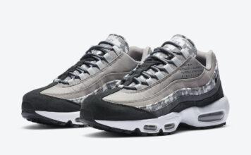 Nike Air Max 95 SE Enigma Stone CU1560-001 Release Date Info
