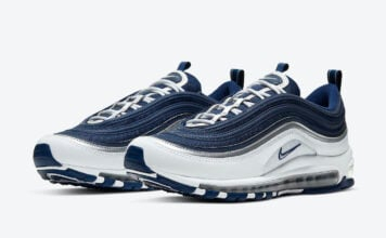 Nike Air Max 97 Dallas Cowboys DH0612-400 Release Date Info