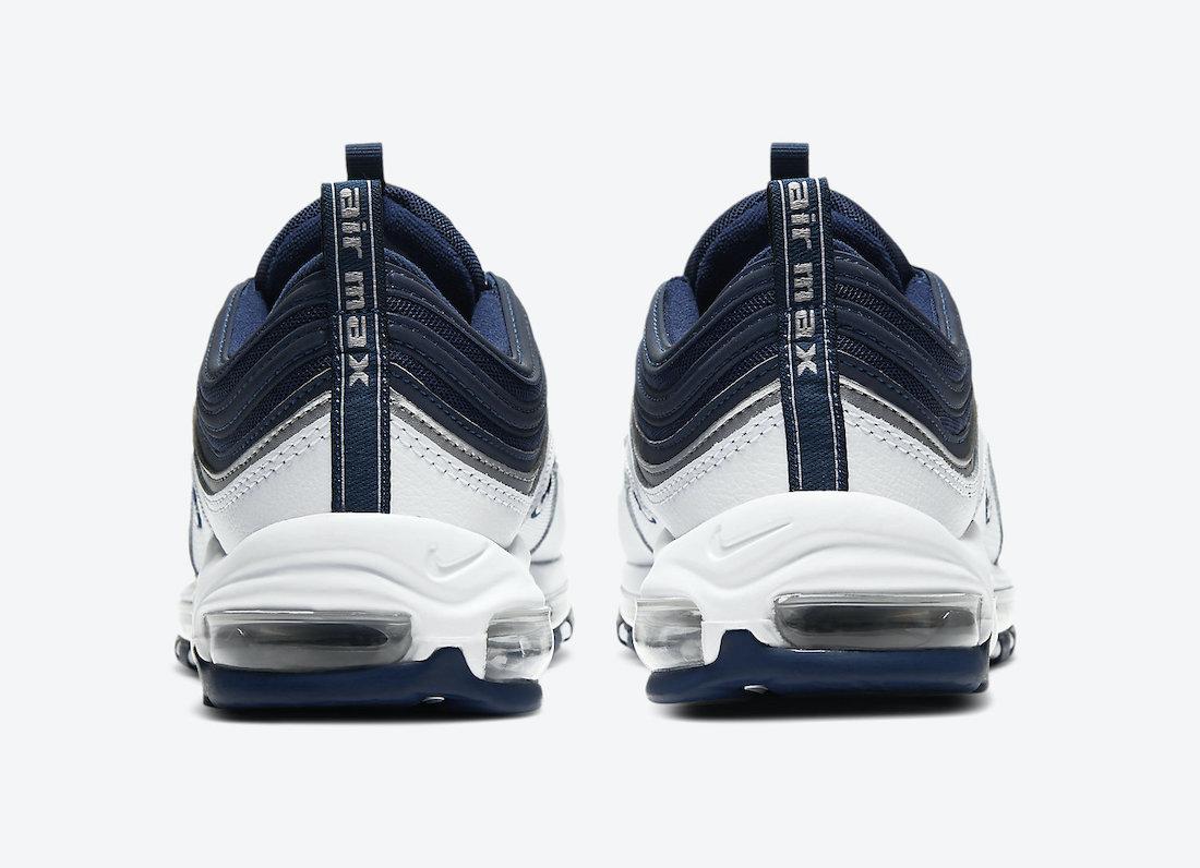 Nike Air Max 97 Dallas Cowboys DH0612-400 Release Date Info