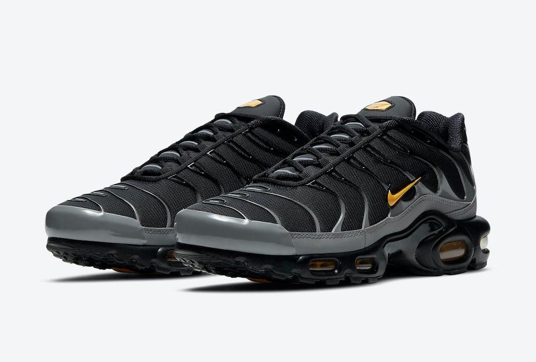 Nike Air Max Plus Batman DC0956-001 Release Date Info