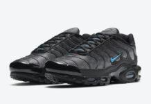 Nike Air Max Plus Black Hex DC1935-001 Release Date Info