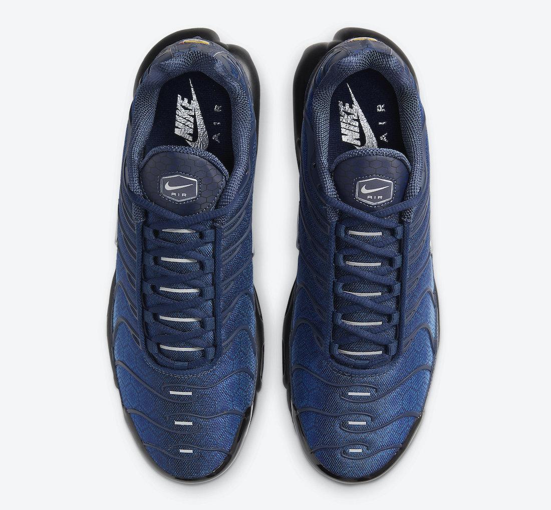Nike Air Max Plus Blue Hex DC1935-400 Release Date Info