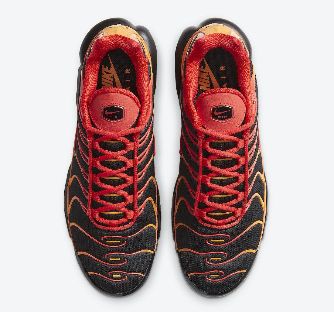 Nike Air Max Plus Lava DA1514-001 Release Date Info