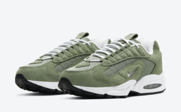 Nike Air Max Triax LE Green White Black CT0171-300 Release Date Info