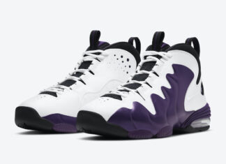 Nike Air Penny 3 III Eggplant CT2809-500 Release Date