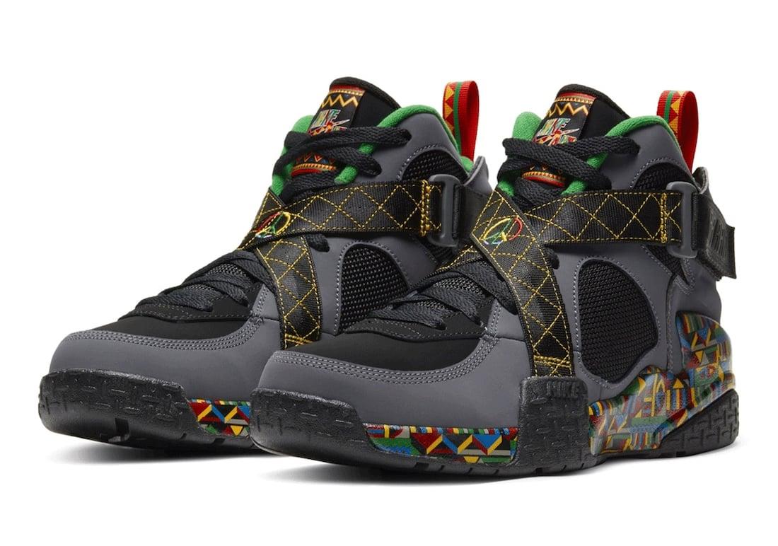 Nike Air Raid Urban Jungle Gym 2020 Release Date Info