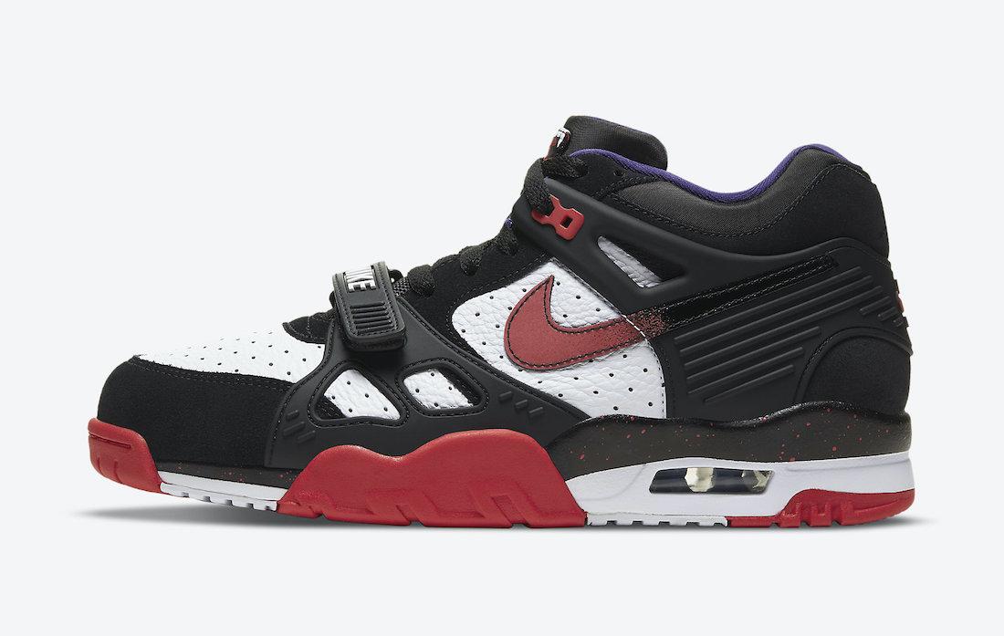 Nike Air Trainer 3 Dracula Release Date Info