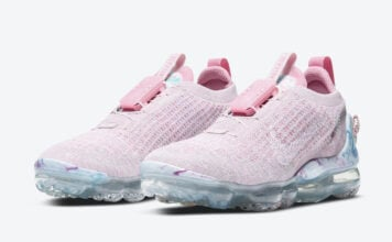 Nike Air VaporMax 2020 Light Arctic Pink CT1933-500 Release Date Info