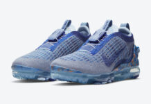 Nike Air VaporMax 2020 Stone Blue CT1823-400 Release Date Info