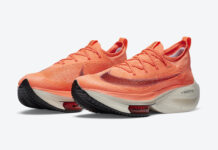 Nike Air Zoom Alphafly NEXT% Orange CI9925-800 Release Date Info