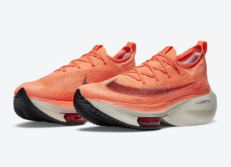 Nike Air Zoom Alphafly NEXT% Orange CI9925-800 Release Date Info