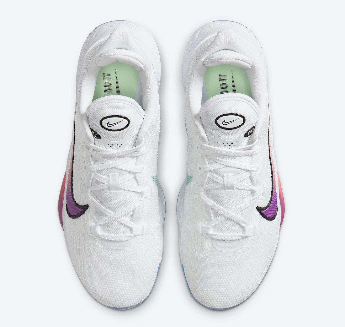 Nike Air Zoom BB NXT White Hyper Violet CK5707-100 Release Date Info