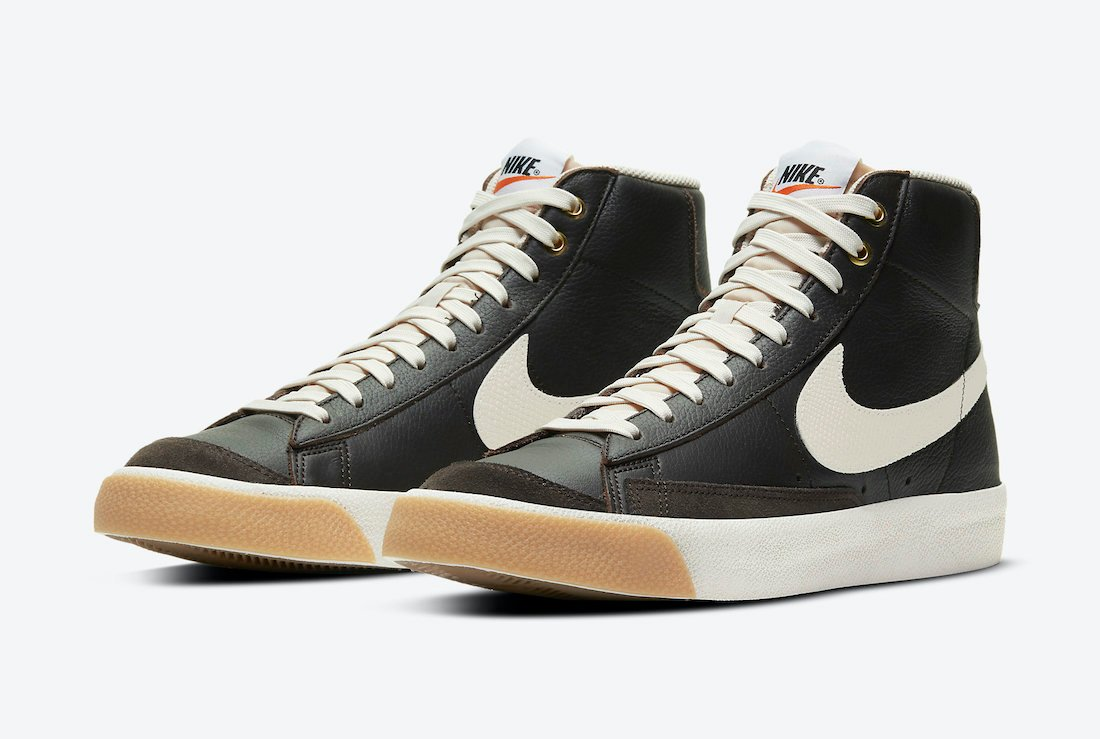 Nike Blazer Mid 77 Vintage Brown DC1706-200 Release Date Info