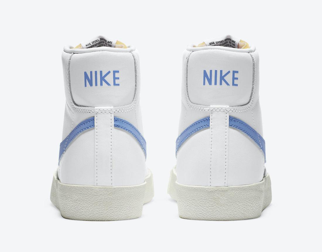 Nike Blazer Mid 77 Royal Pulse CZ1055-111 Release Date Info