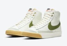 Nike Blazer Mid 77 Snakeskin DC1706-100 Release Date Info