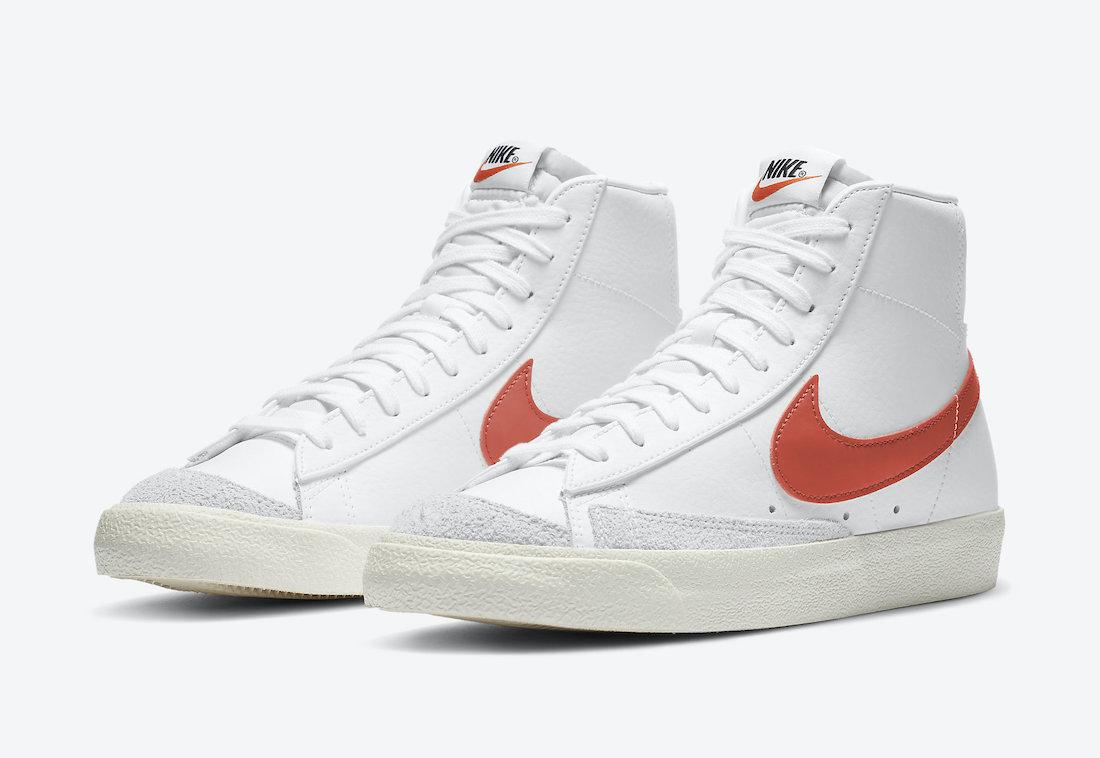 Nike Blazer Mid 77 Vintage White Mantra