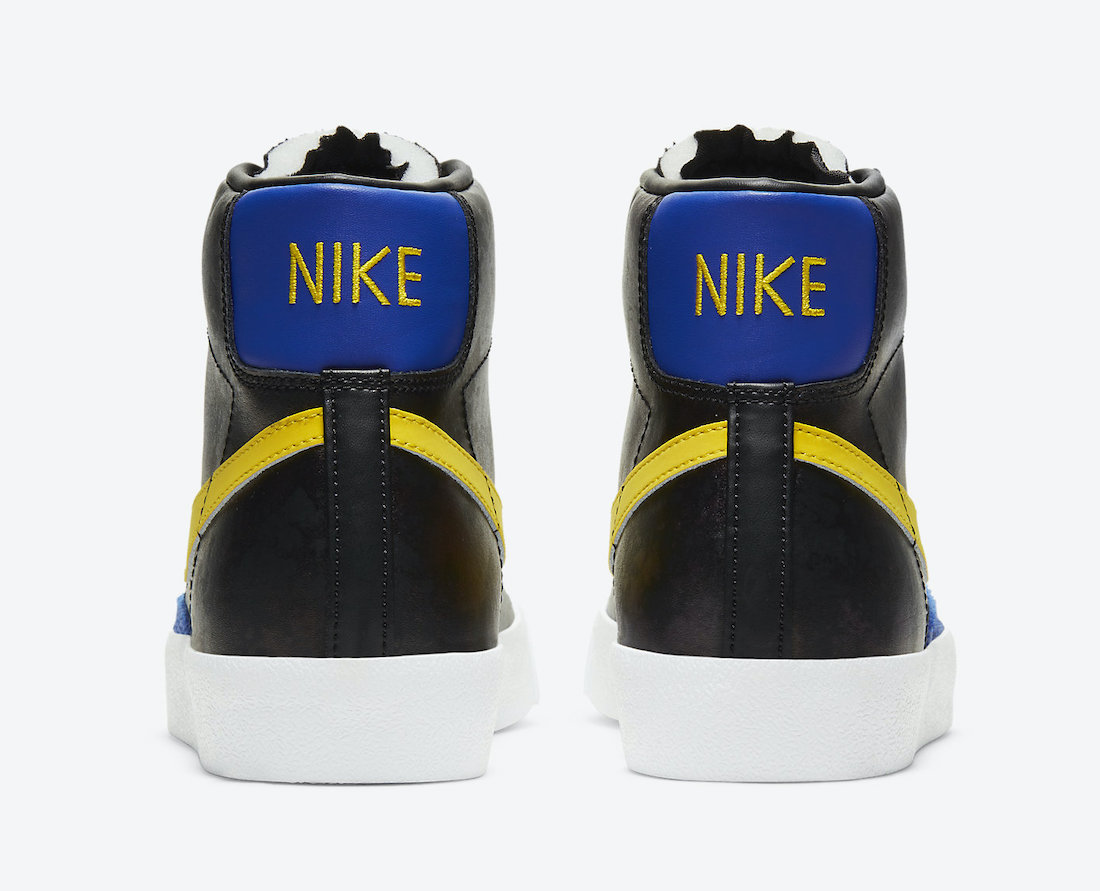 Nike Blazer Mid Peace, Love and Basketball DC1414-001 Release Date Info
