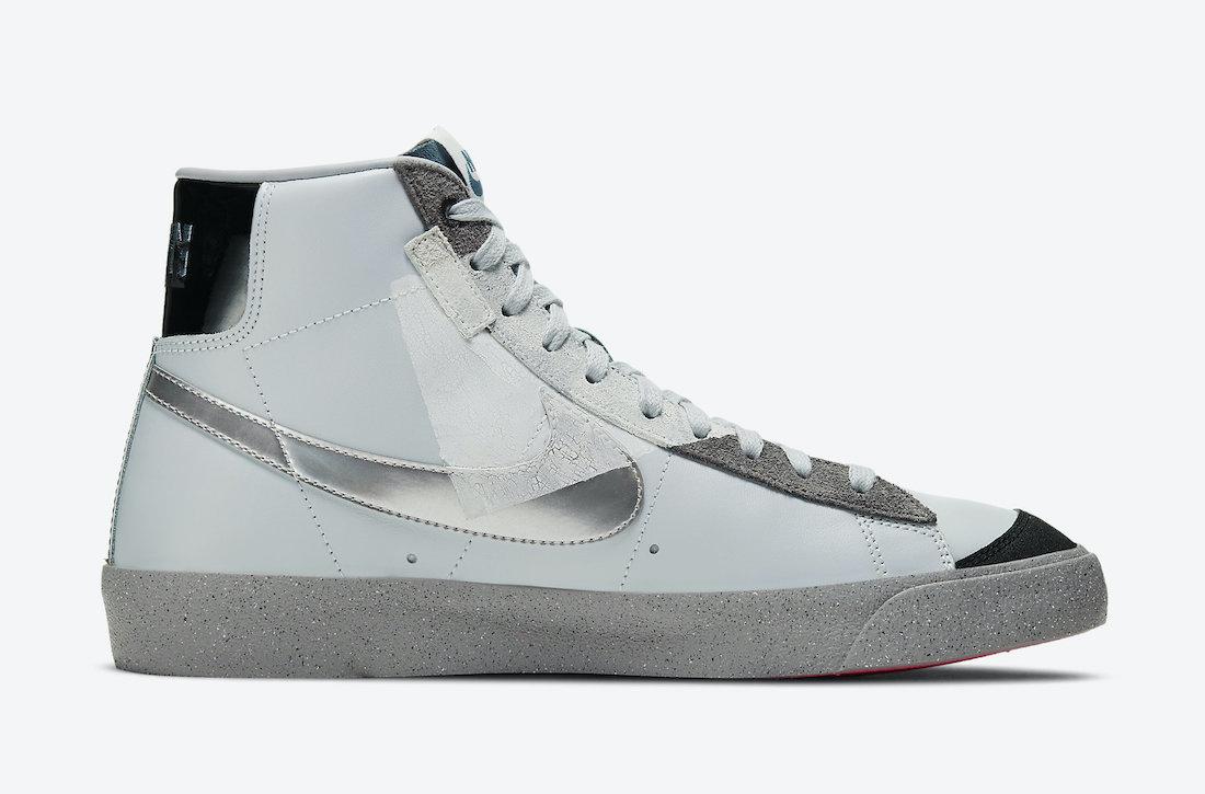 Nike Blazer Mid Shanghai China DC9170-001 Release Date Info