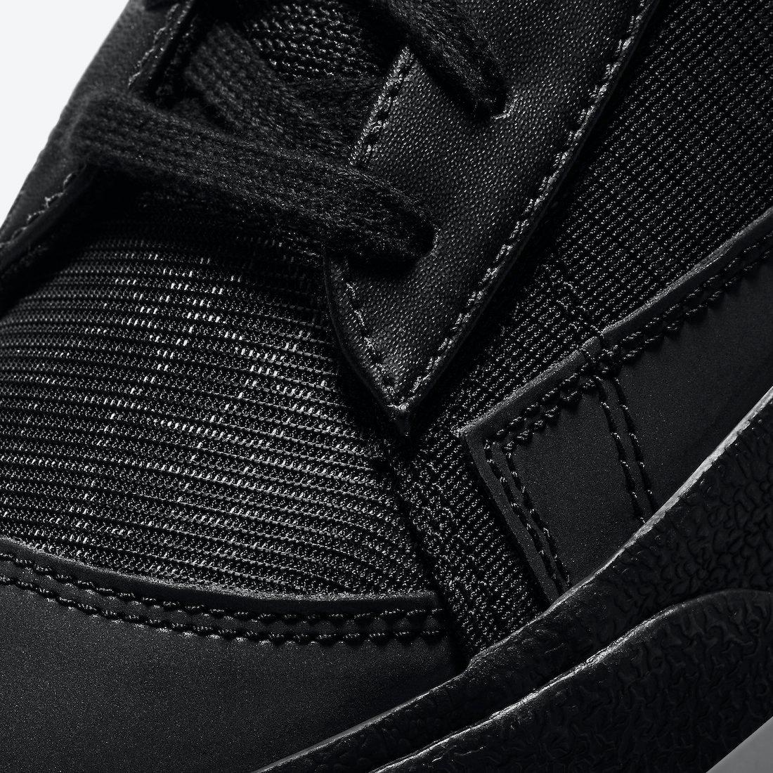 Nike Blazer Mid Spider Web DC1929-001 Release Date Info