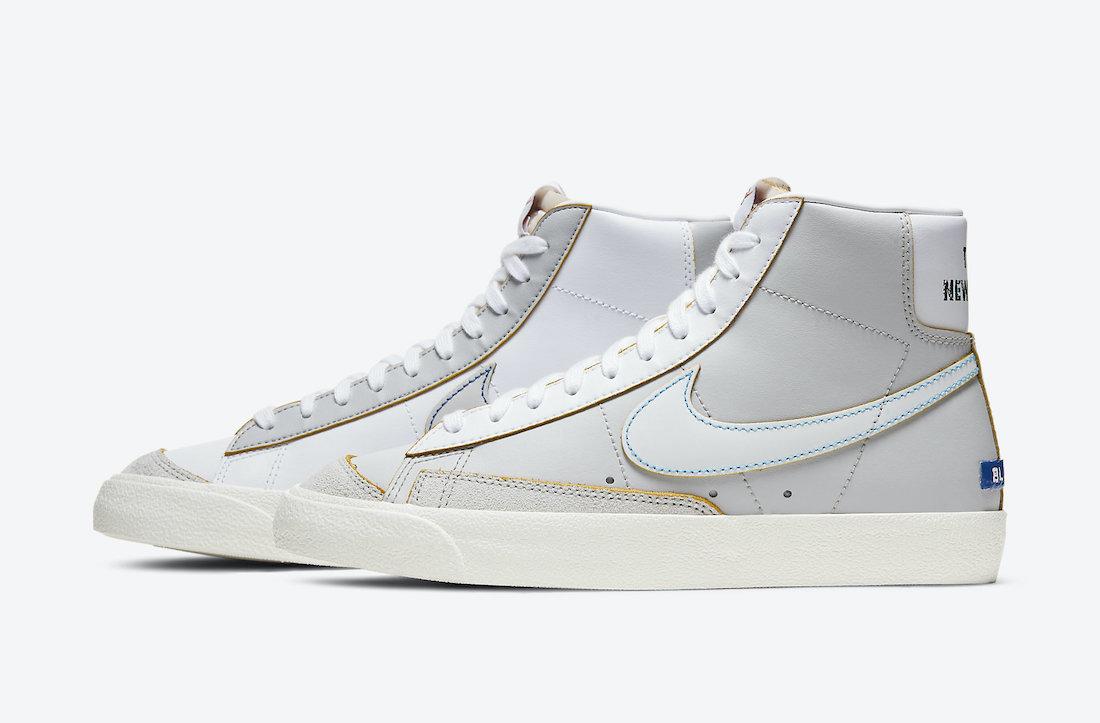Nike Blazer Mid The New Way DC5203-100 Release Date Info