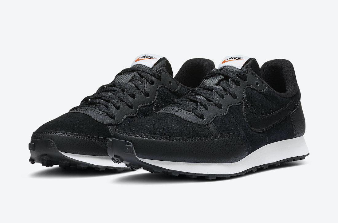 Nike Challenger OG Black White CW7662-001 Release Date Info