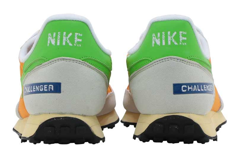 Nike Challenger OG Kumquat Green Nebula DC5214-886 Release Date Info