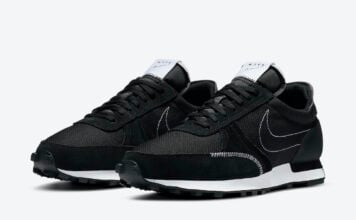 Nike Daybreak Type Black White CT2556-002 Release Date Info