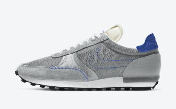 Nike Daybreak Type Light Smoke Grey Game Royal DA4654-001 Release Date Info
