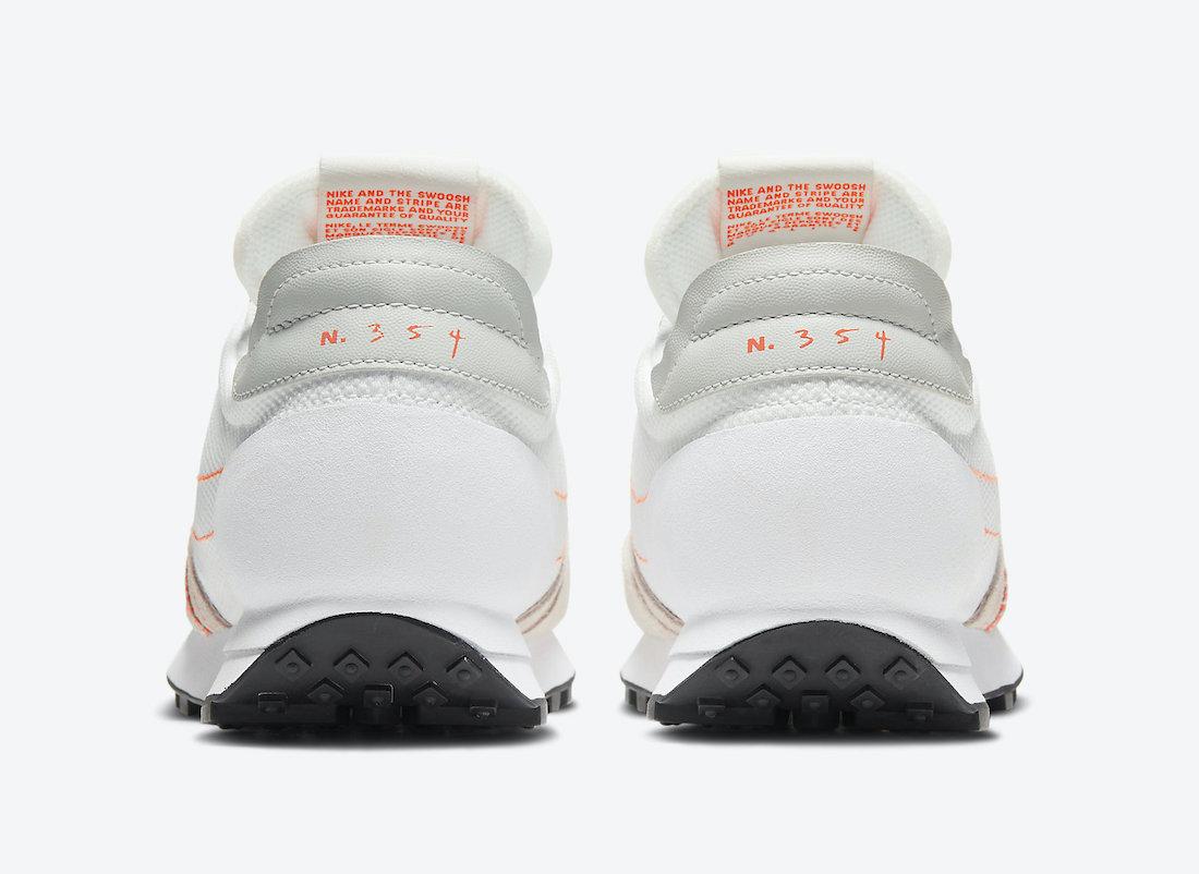 Nike Daybreak Type White Hyper Crimson DA7729-101 Release Date Info