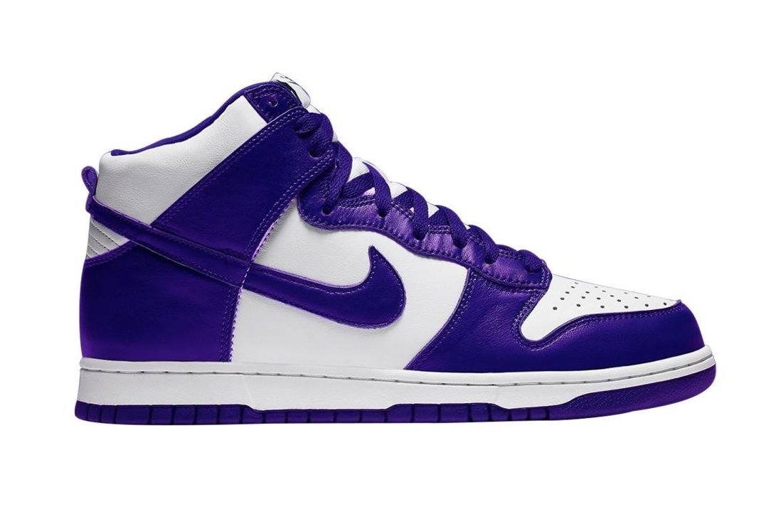 Nike Dunk High Womens Varsity Purple DC5382-100