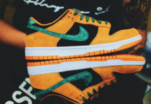 Nike Dunk Low Ceramic Release Info DA1469-001