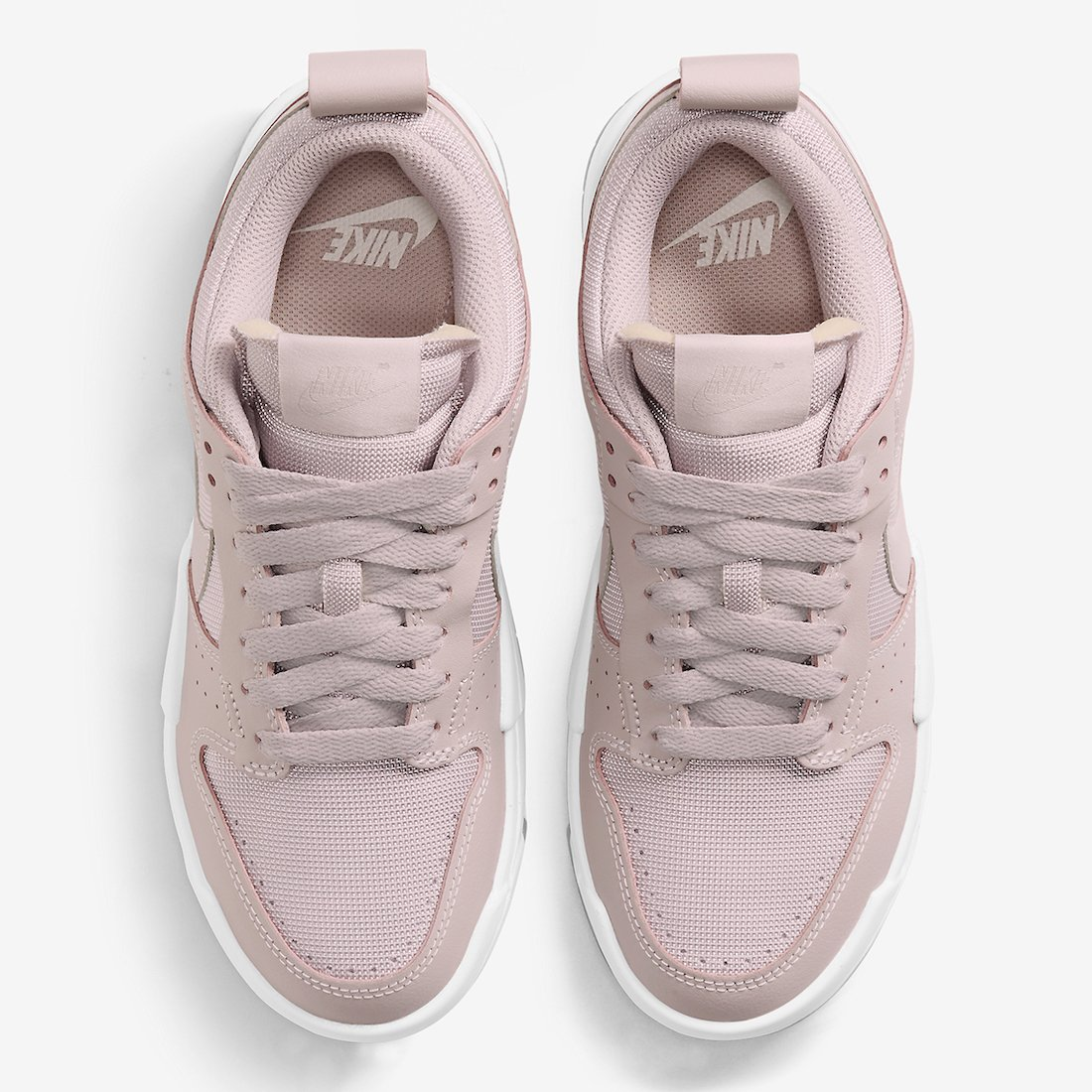 Nike Dunk Low Disrupt Dusty Pink Gum CK6654-003 Release Date Info