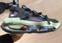Nike ISPA Road Warrior Black Purple Green Release Date Info